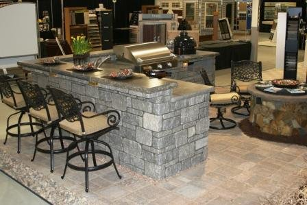Affordable Custom Fireplaces, Fire Pits, Kitchens, Pizza Ovens ...