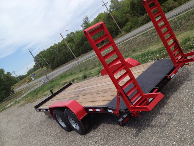 Manufactured Trailers
