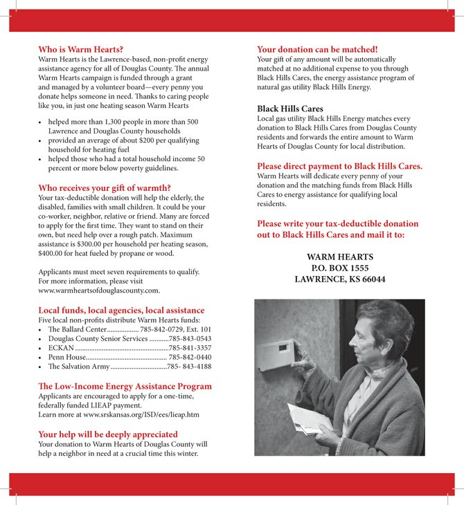 Our Brochure, page 2