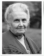 About Dr. Maria Montessori