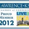 Proud members of Lawrence Chamber of Commerce!
