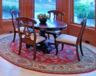 Oriental and fine rug cleaning