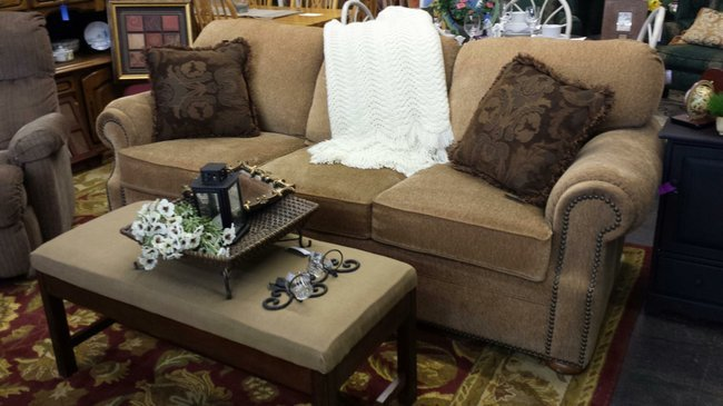 Gently used high quality furniture LI Home Goods Gently
