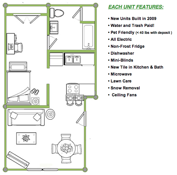 Remington Floor Plan