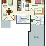 The Lily - 1 bed/ 1 bath