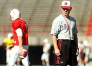 Nebraska coach Frank Solichs squad was tapped No. 1 in the AP preseason poll.