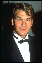 "Patrick Swayze gained fame for his legwork and virile good looks in ""Dirty Dancing,"" then starred in films such as ""Road House,"" which has been rated the cheesiest movie by author Michael Nelson."