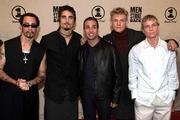 "The Backstreet Boys have become superheroes on the official B-Boys Web site, www.backstreetboys.com. The site recently began featuring the fab five as ""The Cyber Crusaders,"" the first-ever online animated series created for a pop group."