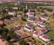 Menninger is leaving its 500-acre campus in Northwest Topeka. The world-famous psychiatric center will relocate to Houston by 2002 according to Dr. Walt Menninger, the clinic's chief executive officer and president.