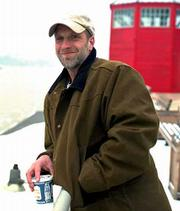 "Actor Chris Elliott plays a part in the new series ""Cursed,"" which airs at 7:30 p.m. today on NBC."