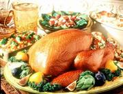 Food is the focal point of Thanksgiving Day. Most health professionals say to enjoy it, but in moderation.