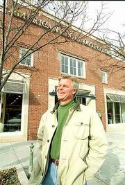 Bob Schulte, vice president of Gene Fritzel Construction Co. Inc., knows that American Eagle Outfitters wanted to open its Lawrence retail store in time for holiday shopping. His company worked extended hours to get it done.