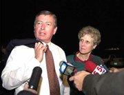 Sen. John Ashcroft, R-Mo., is George W. Bush's choice for attorney general.