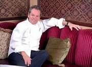 Celebrity chef Wolfgang Puck