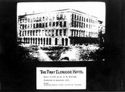 One of Lawrence's most famous structures, the Eldridge Hotel was built in 1856 by S.W. Eldridge. The hotel was destroyed in 1863 by William C. Quantrill and his pro-slavery guerrillas in an Aug. 21 raid that also killed 160 people.