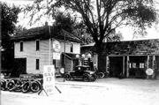 "In 1930, Pippert&squot;s Gas Station, 801 R.I., was a one-stop automotive center gas for 13 cents a gallon, ""Super Gas"" ethyl for 16 cents a gallon and tires repaired for 38 cents."
