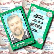 "Bill James is planning to release an updated ""Baseball Historical Abstract"" in time for Christmas."