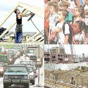 Whether it be in housing starts, schools, commercial construction or traffic, Lawrence's growth is evident most anywhere you look in the community. Today, the Journal-World kicks off a series of articles intended to get the many segments of Lawrence's population pushing toward common ground on growth.