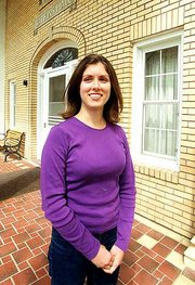 Kaili Kuiper, a resident of KU's Watkins Scholarship Hall, was a candidate for hall proctor but was passed over. Kuiper, a Salina junior, says she thinks the reason she wasn't elected was because of her involvement in the hall's lawsuit against Kansas University and Bank of America over the way trust funds are administered. KU officials deny the accusation.