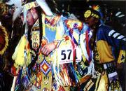 The Denver March Powwow featured a variety of dance competitions with performers from throughout the country.