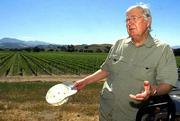 "Actor Fess Parker, who played the title role in ""Davy Crockett"" when the Disney series debuted in 1954, now is known more for his grapes than his guns. Since his Foxen Canyon Road winery&squot;s inaugural 1989 harvest in Los Olivos, Calif., Parker&squot;s wines have won more than 30 medals."