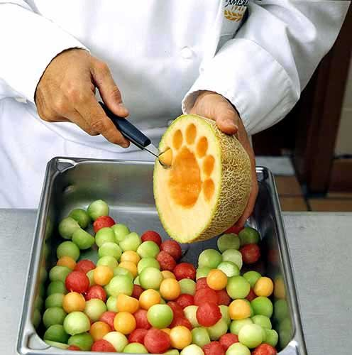The Melon Ball Recipe — Dishmaps