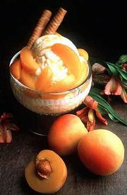 Fresh Apricot Ice Cream is a special summer treat. Apricots are juicy and at peak sweet-tart flavor during the warm summer months.