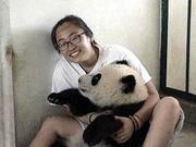 While Liang Liang is the panda that causes its caretakers the most trouble, it's also the cub that Lynn Feng will miss most when she returns to Lawrence this summer.