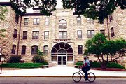 Bailey Hall on the Kansas University campus has been nominated for the National Register of Historic Places. Bailey Hall was built in 1900 to house the chemistry department. The School of Education took over in 1954, and the Department of Communications Studies moved in last year.