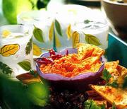 "Red Pepper and Feta Spread is an ideal make-ahead item for almost any kind of outdoor eating. It can be served in sandwiches at a picnic or with toasted pita triangles on the terrace at cocktail time. The spread is one of 175 recipes in ""More Summer Weekends Cookbook"" by Jane Rodmell."