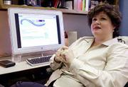 """Thousands of Internet users have visited the """"Interview with God"""" Web site at www.reata.org. Reata Strickland of Tuscaloosa, Ala., created the site earlier this year. """"I just put this out there because I thought it was neat,"""" she says."""