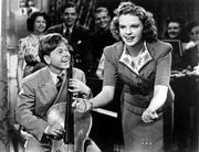 Mickey Rooney and Judy Garland collaborated on 10 Hollywood pictures.
