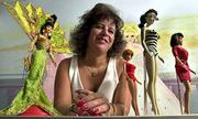 Sandi Holder's hobby of collecting dolls now is a 13-year-old business where she buys and sells old and new Barbie dolls. Holder once sold a vintage Barbie for $14,000.