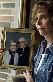 Planning for their personal funeral arrangements was important to Patsy Lankford's parents, the late Charles and Kathleen Suffron, who lived in Lawrence.