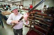 "County Commissioners recently adopted new regulations to ensure private individuals can&squot;t sell or trade guns without running background checks on purchasers. A ""grandfather"" clause was included for already scheduled shows but commissioners are now taking that stipulation away after a gun show promoter pushed ahead with a show before regulations took force."