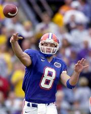 Florida quarterback Rex Grossman has been named the Associated Press' college football player of the year.
