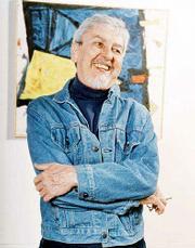 John Talleur, who pioneered Kansas University's printmaking program, died last November at age 76. He taught at KU for more than 40 years.
