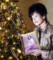MARGE HAZLETT has had to deal with her daughter Mindy's death since 1978. Mindy died of leukemia a few weeks before Christmas.