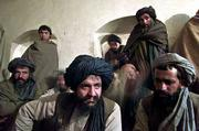 Bari Gul, center, and Abdul Salam, right, speak to the media about an alleged incident involving U.S. Army Special Forces in the village of Tarin Kowt, Afghanistan. Bari Gul says his brother, Haji Sana Gul, was among the several killed by U.S. special forces Thursday. According to the men, the victims were anti-Taliban forces.