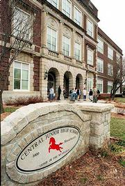 Students and staff at Central Junior High School were sent home with a letter assuring them that their safety was not compromised by a fire last week.