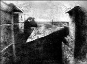 This is what is thought to be the world's first photograph, captured in 1826 from the window of a French farmhouse. It will arrive soon at The Getty Conservation Institute in Los Angeles, where experts will undertake an unprecedented scientific study of the image.