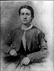 Lucy Hobbs Taylor was a Lawrence dentist who practiced in the late 19th century.