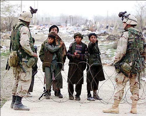 Террористы захватили Американский университет в Афганистане