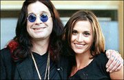 "The Osbournes"" airs at 9:30 p.m. Tuesdays on MTV, Sunflower Broadband channel 57, with replays throughout the week."