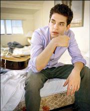 """John Mayer recently released his major-label debut """"Room for Squares."""""""
