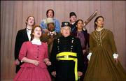 """Reunion"" will be open Friday night at the Lawrence Community Theatre, 1501 N.H. The musical features songs on the Civil War era."