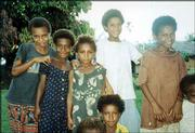 Children in Papua New Guinea.
