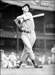 Ted Williams, a member of the Baseball Hall of Fame and one of the game's greatest hitters, died Friday in Florida. He retired in 1960 with a .344 lifetime batting average and 521 career home runs.