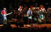 The Other Ones, featuring four former members of the Grateful Dead, headlined both nights concerts at Alpine Valley Music Theater in East Troy, Wis. Shown from left to right; Phil Lesh, Bill Kreutzmann, Bob Weir and Mickey Hart.