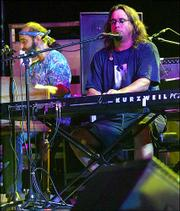 Rob Barraco and Jeff Chimenti